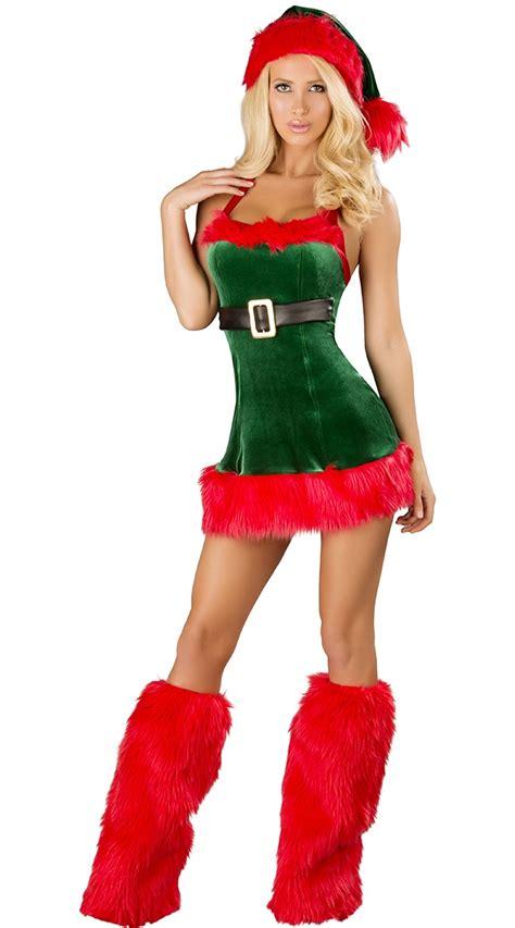 santas envy christmas costume xt