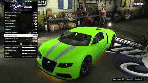 Grand Theft Auto V_modifichiamo La Bugatti