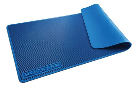 rocklers  silicone project mat saves cleanup time