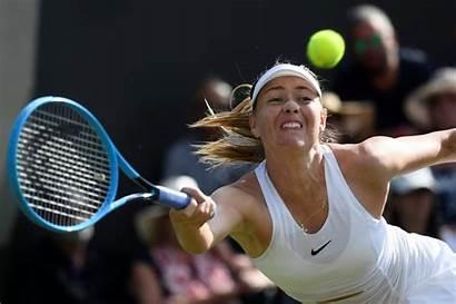 Wimbledon Tennis Sharapova Maria Championships Celebmafia Croquet