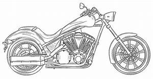 honda vtx sketch biker journal pinterest honda With honda 400 dirt bike