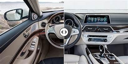 Mercedes Bmw Class Vs Cockpit Interior Benz