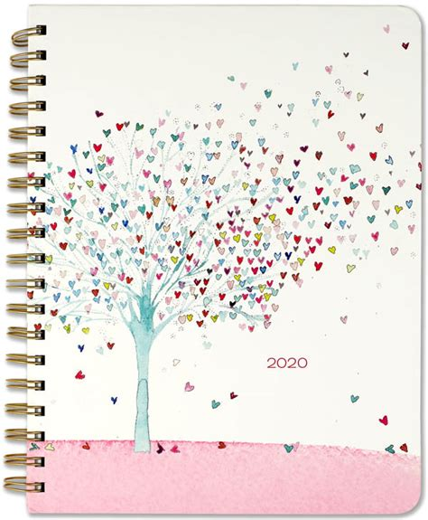 moms weekly planner lollipop tree july december