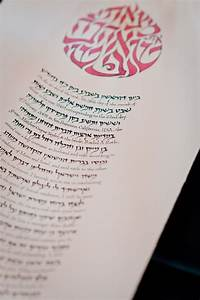 59 best ketubah images on pinterest jewish weddings With jewish wedding ceremony script