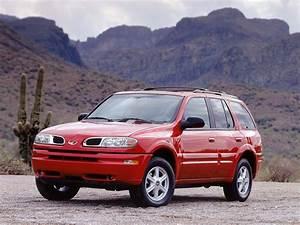 Oldsmobile Bravada - 2001  2002  2003  2004