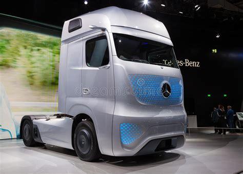mercedes future truck ft 2025 editorial stock 44993488