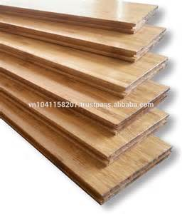 bamboo vertical flooring with light carbonized color