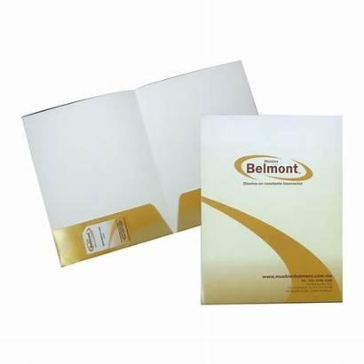 Folder Solapa Doble Impresos