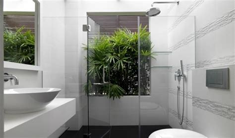 plants for the bathroom feng shui 15 inspired by nature bathrooms with plants decoholic
