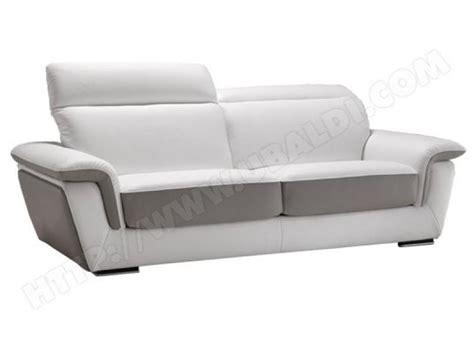 canape blanc pas cher photos canapé gris et blanc pas cher