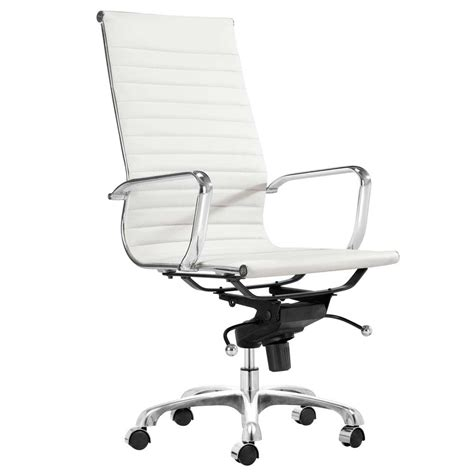 white office chair ergonomic white office chairs white tufted chair office white
