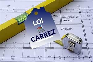 Loi carrez maison cool sanction erreur loi carrez with for Maison loi carrez chambre