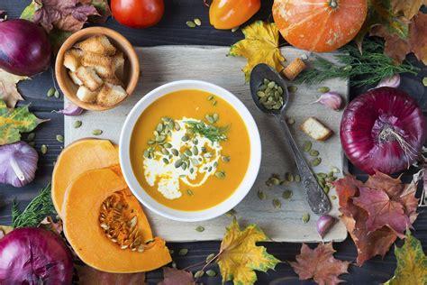 cuisine automne nos 12 recettes pour profiter de l automne en douceur