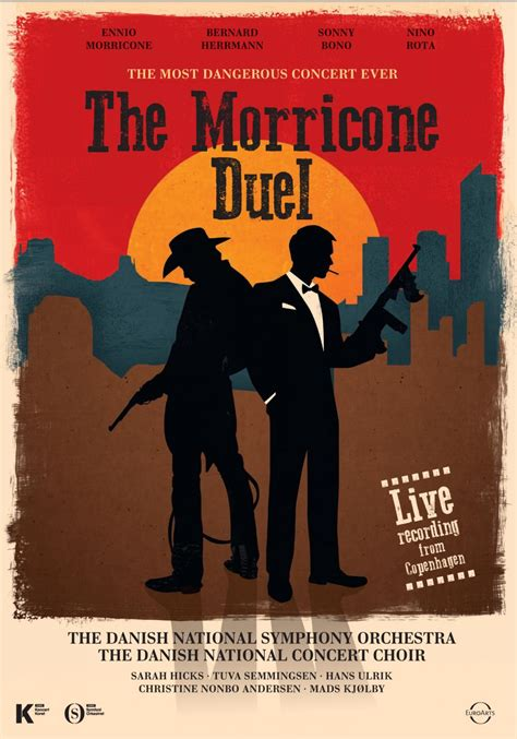 morricone duel   dangerous concert