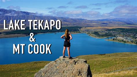 What A Difference The Sun Makes Lake Tekapo And Mt Cook