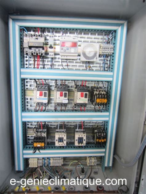 schema electrique chambre froide froid01 le circuit frigorifique de base dans une chambre