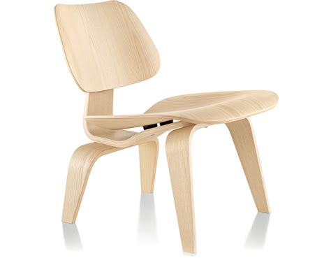Eames® Molded Plywood Lounge Chair Lcw hivemoderncom