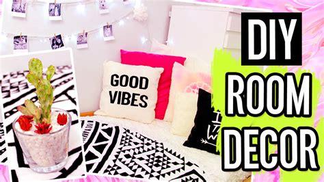 diy room decor  summer tumblr inspired room
