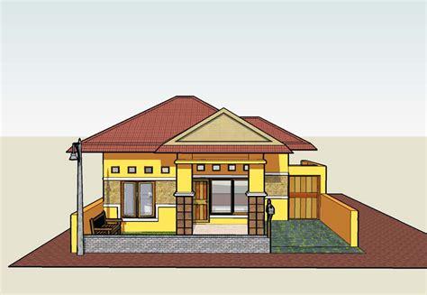desain rumah minimalis type  btn ndik home
