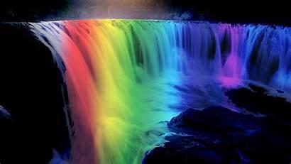 Rainbow Background Wallpapers Computer Desktop Resolution Screensavers