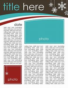 45 free christmas letter templates that you39ll love With free newletter template