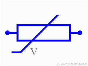 voltage dependent resistor circuit symbol - 28 images ...
