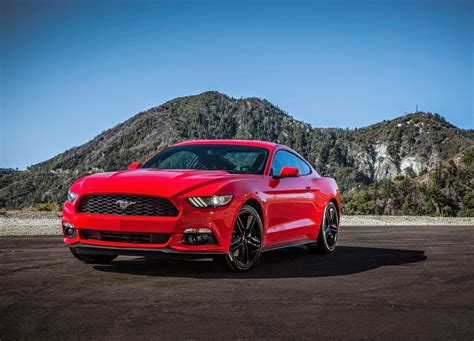 Ford Mustang Ecoboost Hd Car Wallpapers -o-