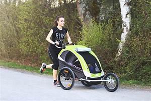 Fahrradanhänger Kinder Test : burley d 39 lite fahrradanh nger als jogger und ~ Kayakingforconservation.com Haus und Dekorationen