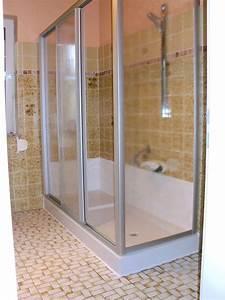 Badewanne Umbauen Zur Dusche : einbaubeispiele vorher nachher tecnobad wien 01 9560864 ~ Markanthonyermac.com Haus und Dekorationen