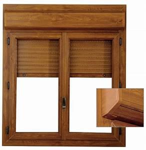 Fenetre pvc et porte fenetre coffre volet interieur gx for Porte fenetre exterieur
