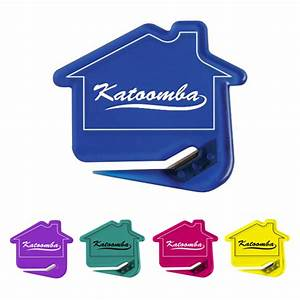 house shape letter opener promotional house shape letter With house shaped letter opener
