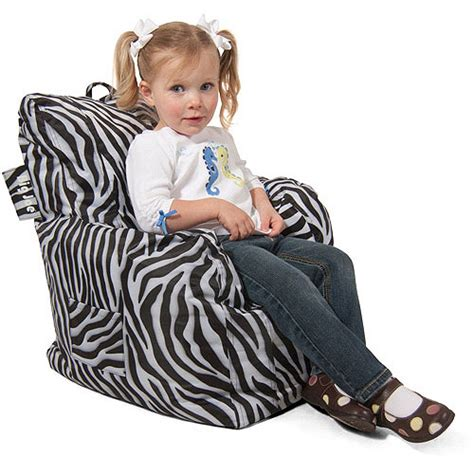 big joe cuddle bean bag chair zebra walmart