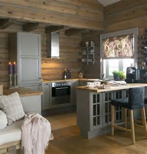 Log Cabin Kitchen Ideas by Best 25 Cabin Kitchens Ideas On Log Cabin