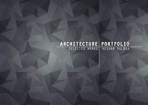 Architecture & Urban Design Portfolio by Hesham Balbaa issuu