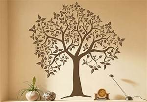 Decorative tree design images wall