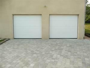 porte de garage automatique cobtsacom With installateur de porte de garage