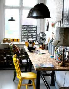 Offices with an industrial interior design touch