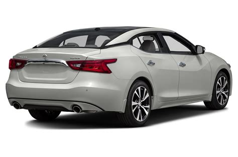 nissan sedan 2016 nissan maxima price photos reviews features
