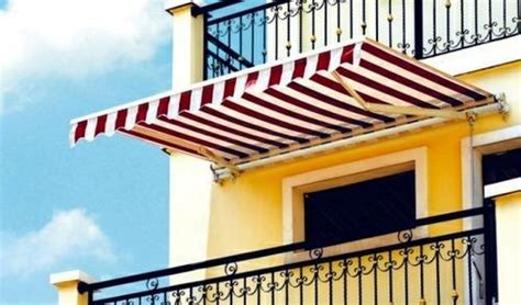terrace awning  balcony  rs  square feet terrace awnings id