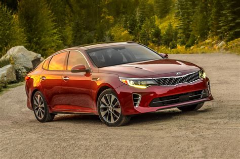 2018 Kia Optima Sedan Pricing