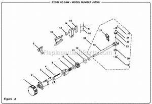 Ryobi Js550lk Parts List And Diagram   Ereplacementparts Com