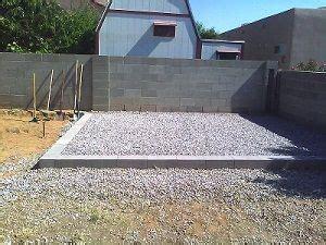 elevated plane ideas  elevated gravel base perimeter
