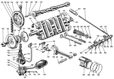 Camshaft Diagram For A Javelin by Item