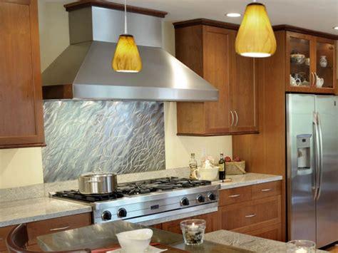 steel backsplash kitchen top 10 kitchen backsplash ideas costs per sq ft in