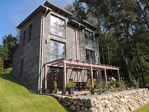 Einfamilienhaus Hanglage Planen : haus 7 pultdachhaus mit hanglage kruse haus ~ Lizthompson.info Haus und Dekorationen