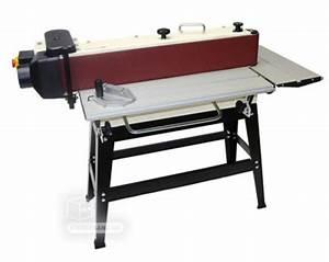 Ponceuse A Bande : ponceuse bande 2000 152 mm 400 v outillage fournitures ~ Premium-room.com Idées de Décoration