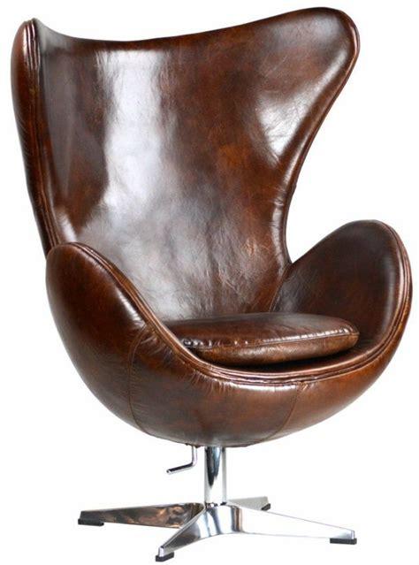 fauteuil bureau marron les 25 meilleures idées concernant chaises en cuir marron