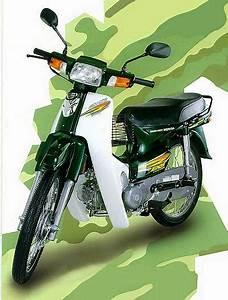 Honda Ex5 Green High Power Electric Starter