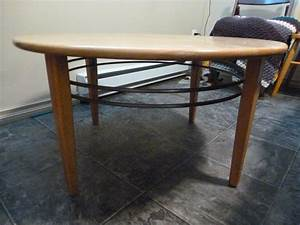 solid birch wood coffee table duncan cowichan With birch wood coffee table