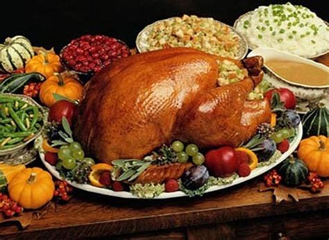 typical thanksgiving dinner thanksgiving dinner menu ideas easyday